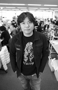 株式会社サンジゲン代表取締役 松浦裕暁写真